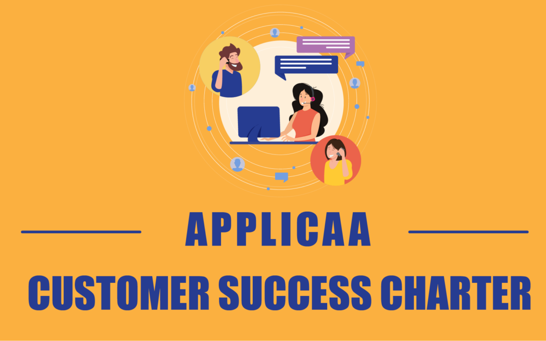 Applicaa Customer Success Charter