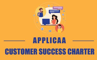 Applicaa Customer Success Charter