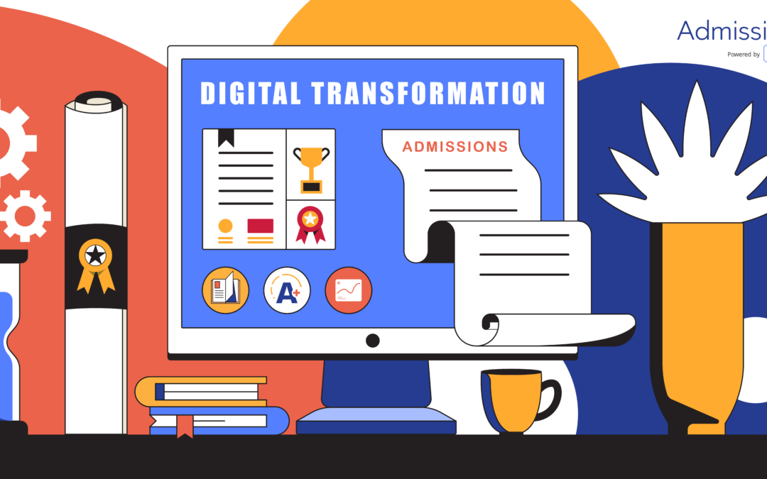 Digital transformation in the school admissions office