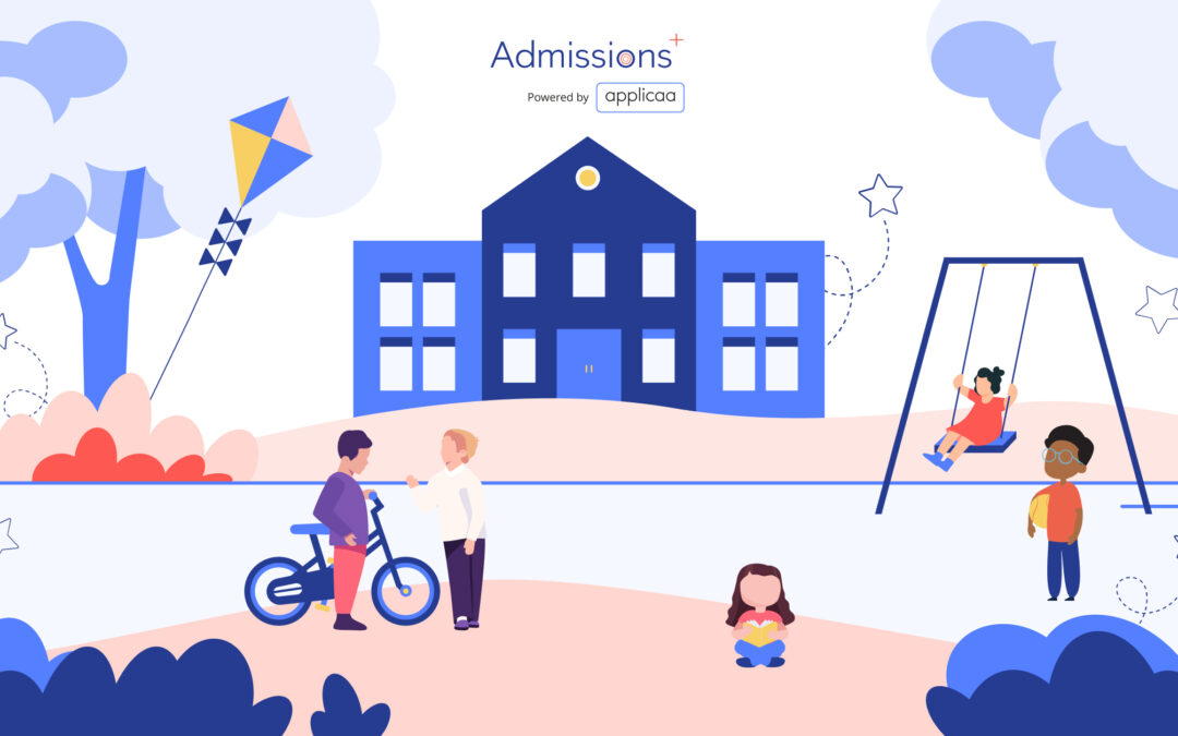 Primary School Preparations Using Admissions+